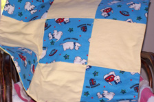 Scottie Dog Quilt